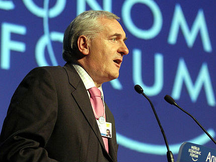Bertie Ahern's Asked To Rejoin Fianna Fail