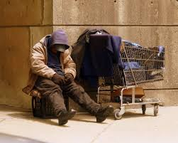 City's Rough Sleepers On The Rise