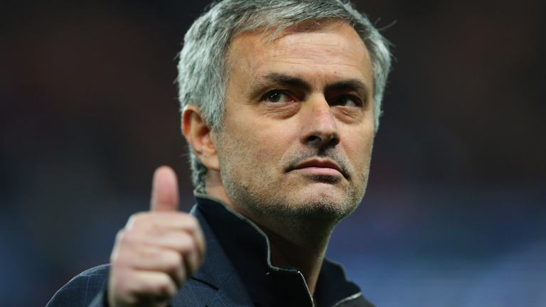 Mourinho hails 'beautiful football'