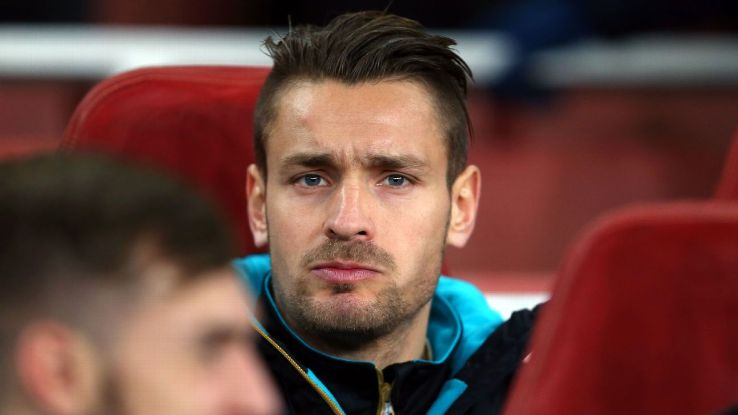 Debuchy injury blow for the Gunners