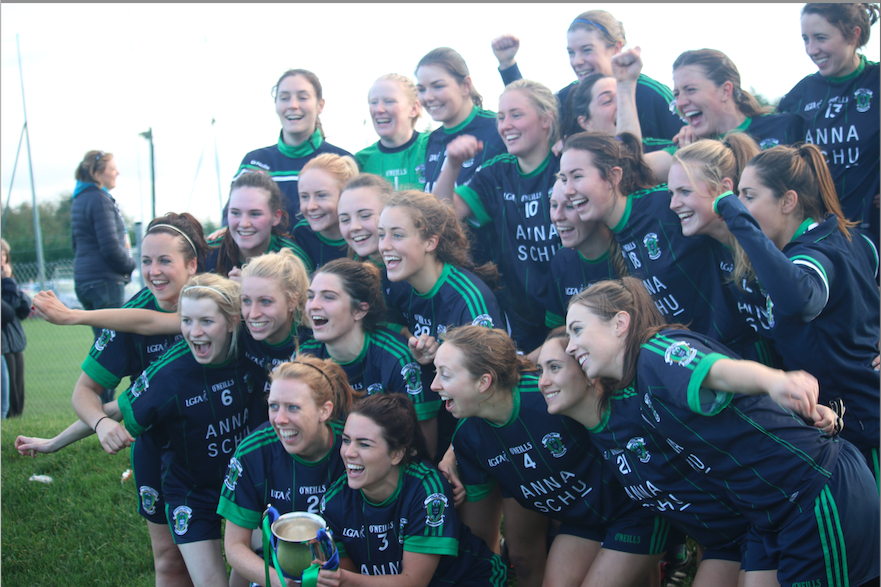 Foxrock/Cabinteely Looking to Make History