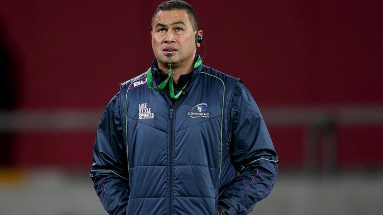 Lam to leave Connacht for Bristol