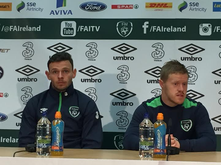 Preston on the cards for Horgan and Boyle