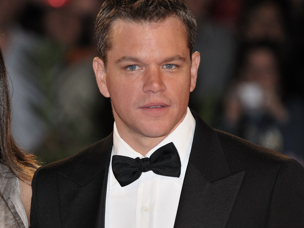 Matt Damon Hits Back At Fake Online Stories