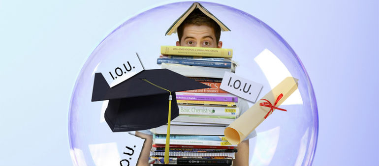 Students Highlight Concerns Over College Loans