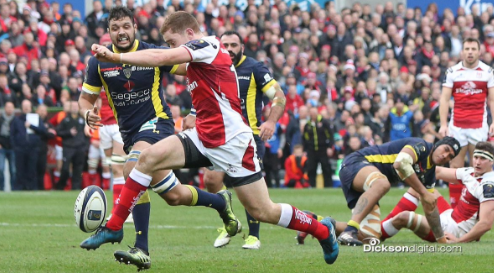 Ulster Keep Euro Hopes Alive