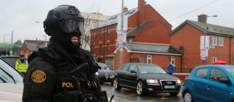 Garda Gangland Unit Gets To Work