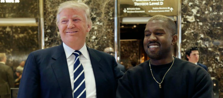Kanye May Perform For Turmp