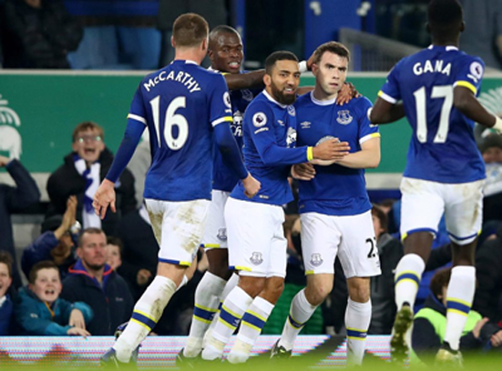 Sweet victory for toffees