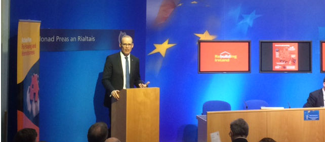 Simon Coveney Reacts To Landlords' Charges Plans