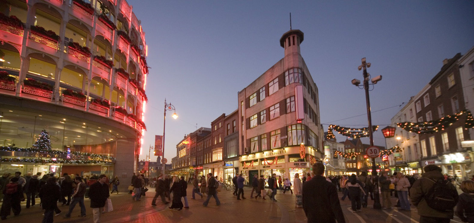 City Retailers Optimistic For Last Few Shopping Days