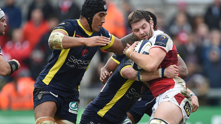 Clermont too good for Ulster