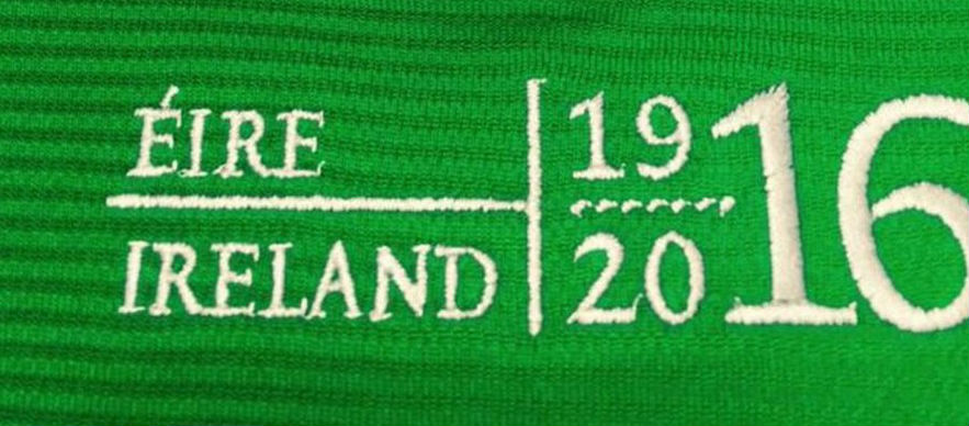 FIFA dish out fine for 1916 shirt