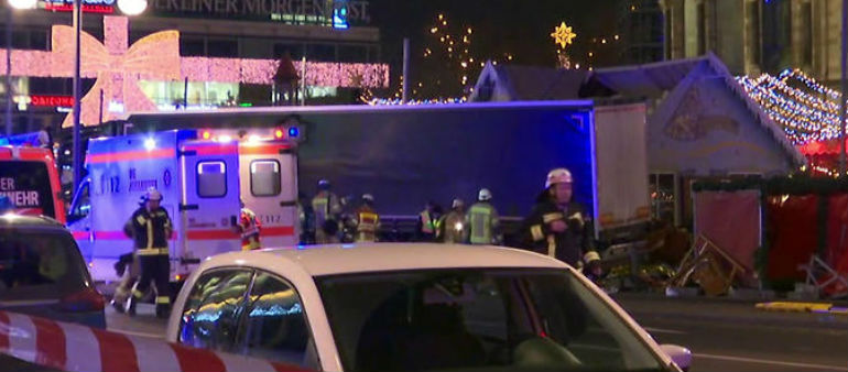 Christmas Terror In Berlin