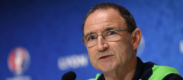 Martin O'Neill: 'I could have done with a young Robbie Keane'