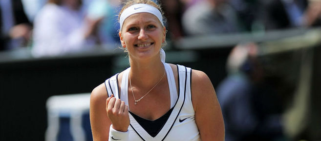 Kvitova 'fortunate to be alive'