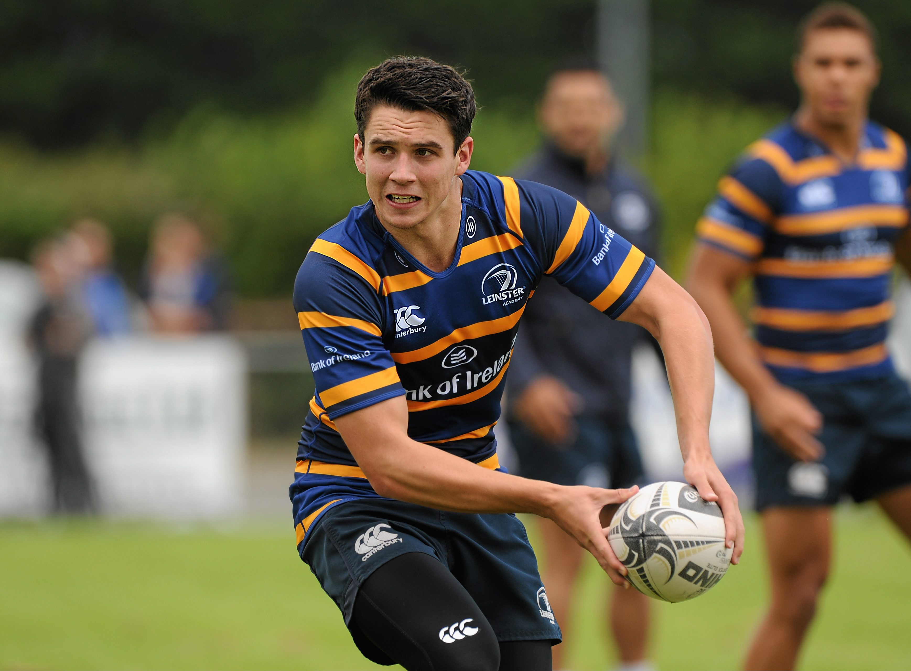 Wood 'loved' watching Carbery