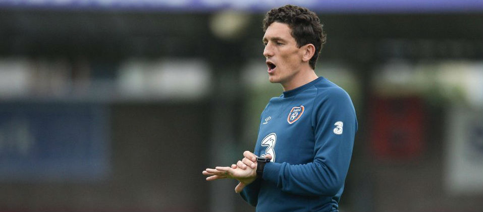 Andrews joins St. Patrick's Athletic