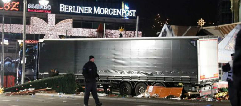 Berlin Terror Suspect Is Shot Dead