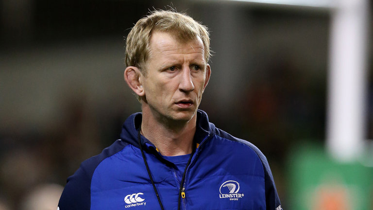 Ten changes in Leinster team to face Munster