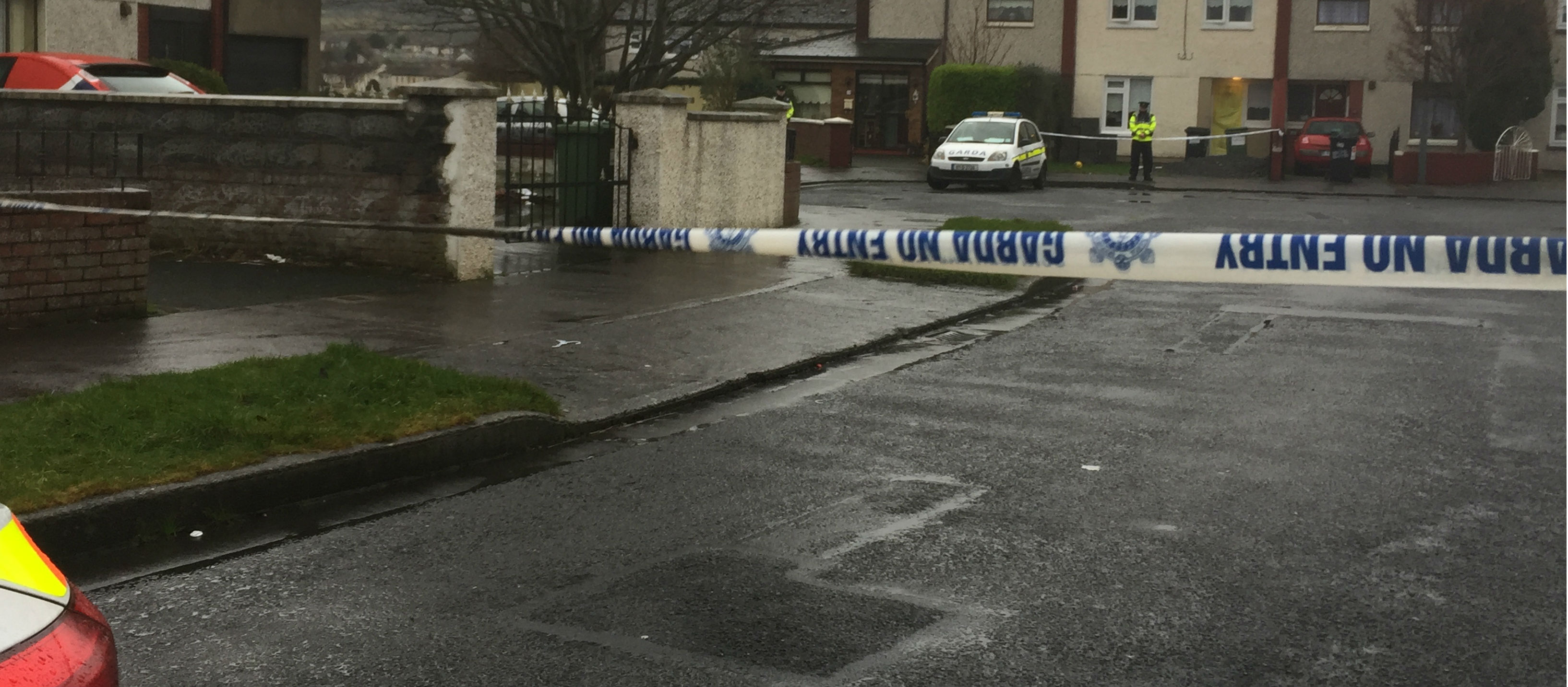 A Teen's Arrested After Jobstown Attack