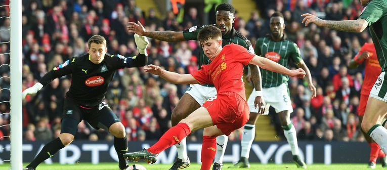 Liverpool Held To Scoreless Draw in FA Cup