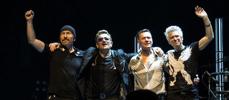 U2 Dublin Gigs Announced