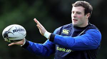 Henshaw targets Lions this year