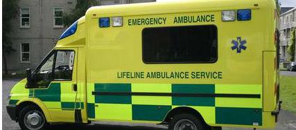 Dublin's Fire Service Seeks More Ambulances