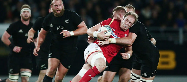 Alun Wyn-Jones in line for Wales captaincy