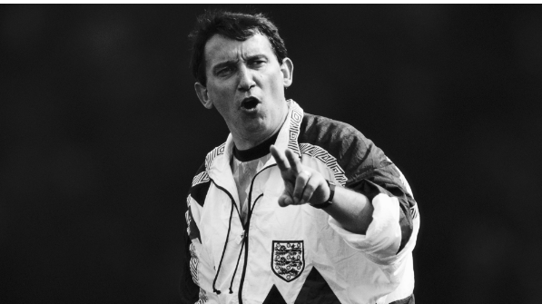 Former England Boss Passes Away