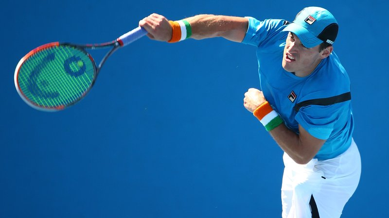 McGee one win away from Australian Open