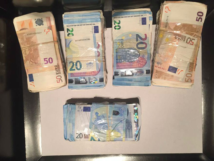 Dublin Arrest After Cash Seized