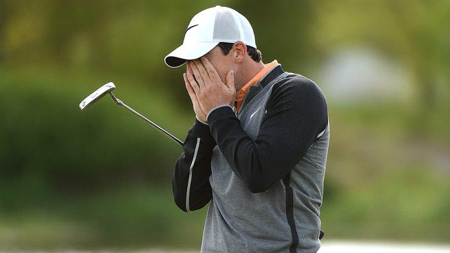McIlroy falls short in South Africa