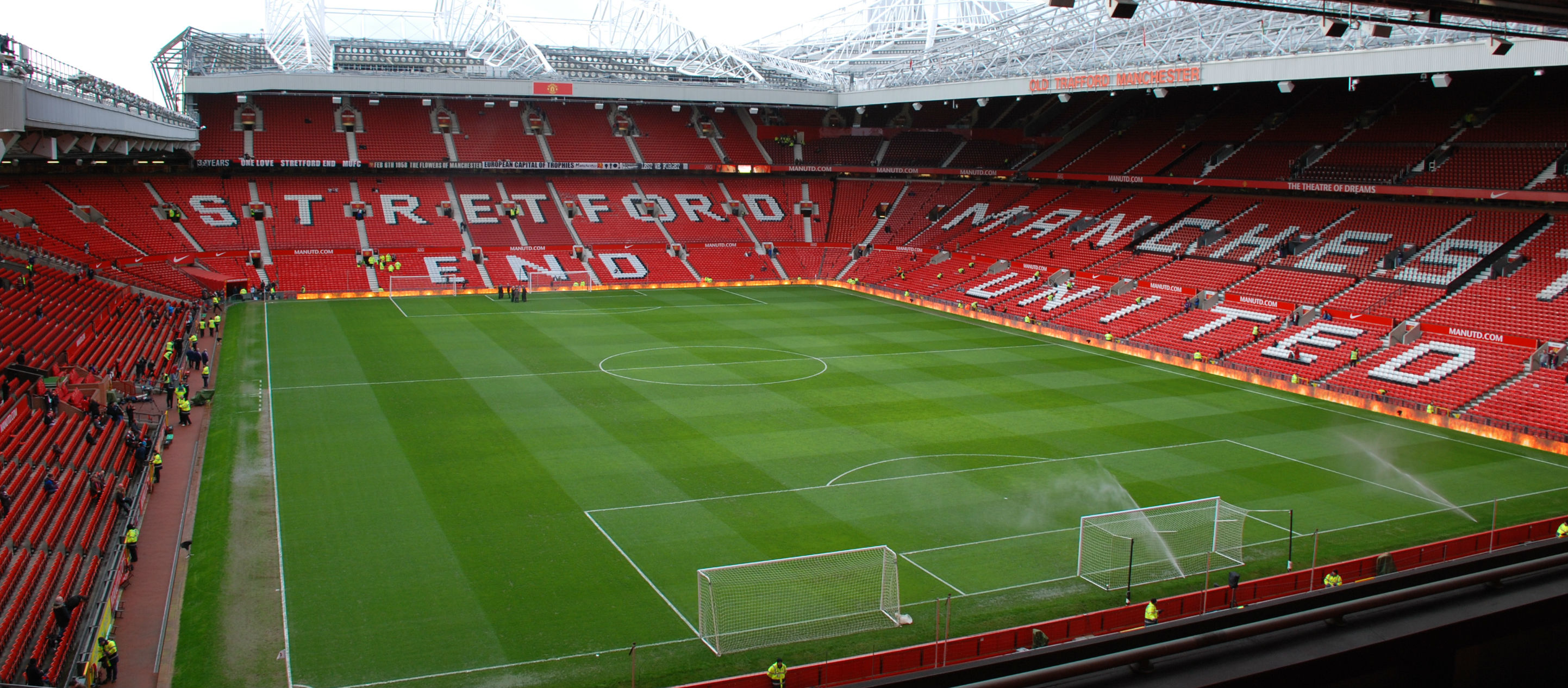 Manchester United appoint counter-terrorism chief