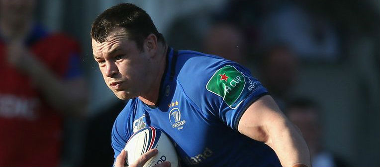 Healy returns for Leinster