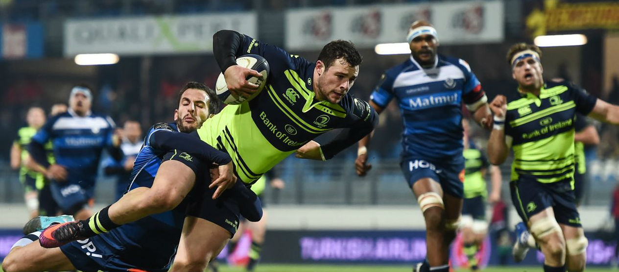 Leinster Settle For Away Draw