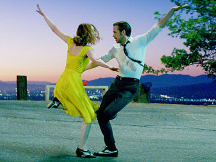 More Awards For La La Land