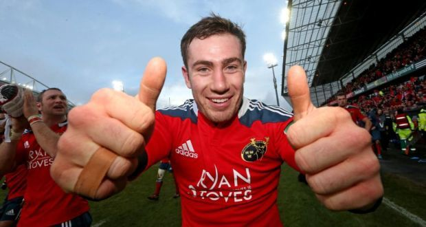 JJ Hanrahan Munster return confirmed