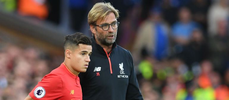 Coutinho signs new Liverpool deal