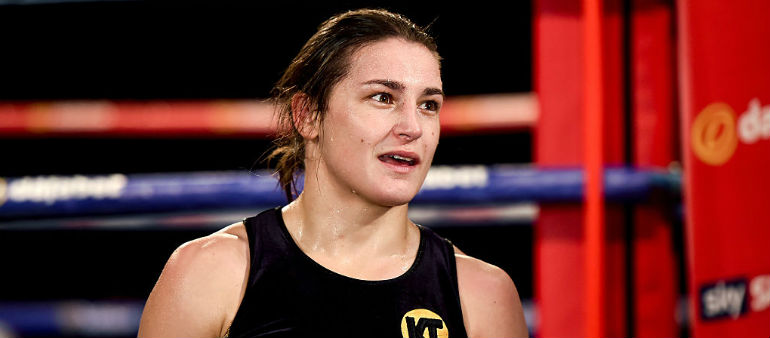 No New York for Katie Taylor