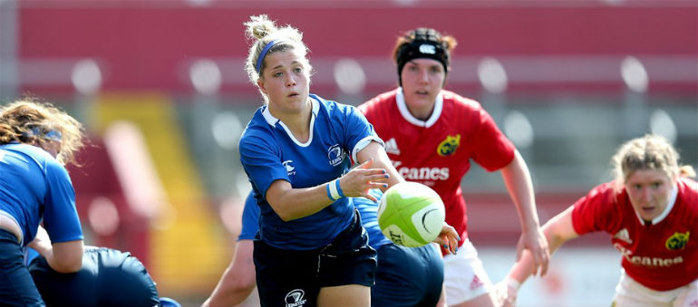 Tierney names Ireland Women's Six Nations squad