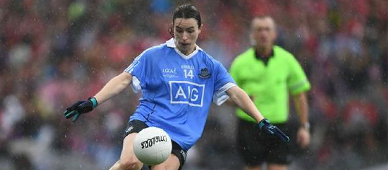 Aherne confirmed as new Dublin captain