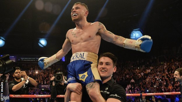 Carl Frampton Faces a Huge Test