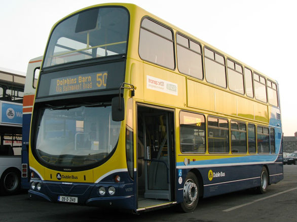 Dublin Buses Going Cashless