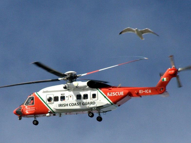 Fishermen Rescued Off Balbriggan