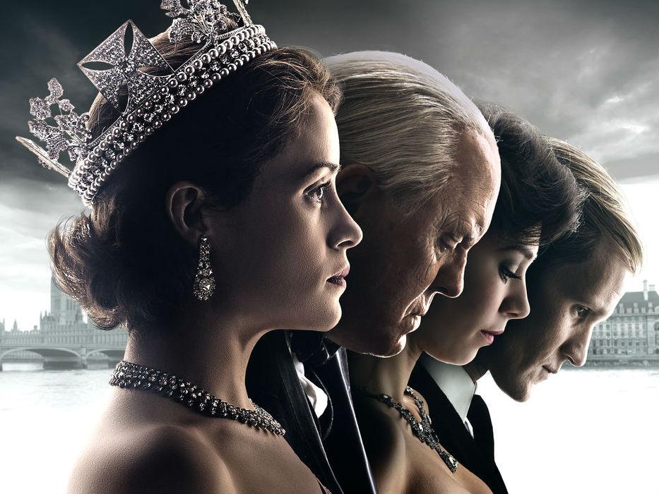 The Crown Among SAG Winners