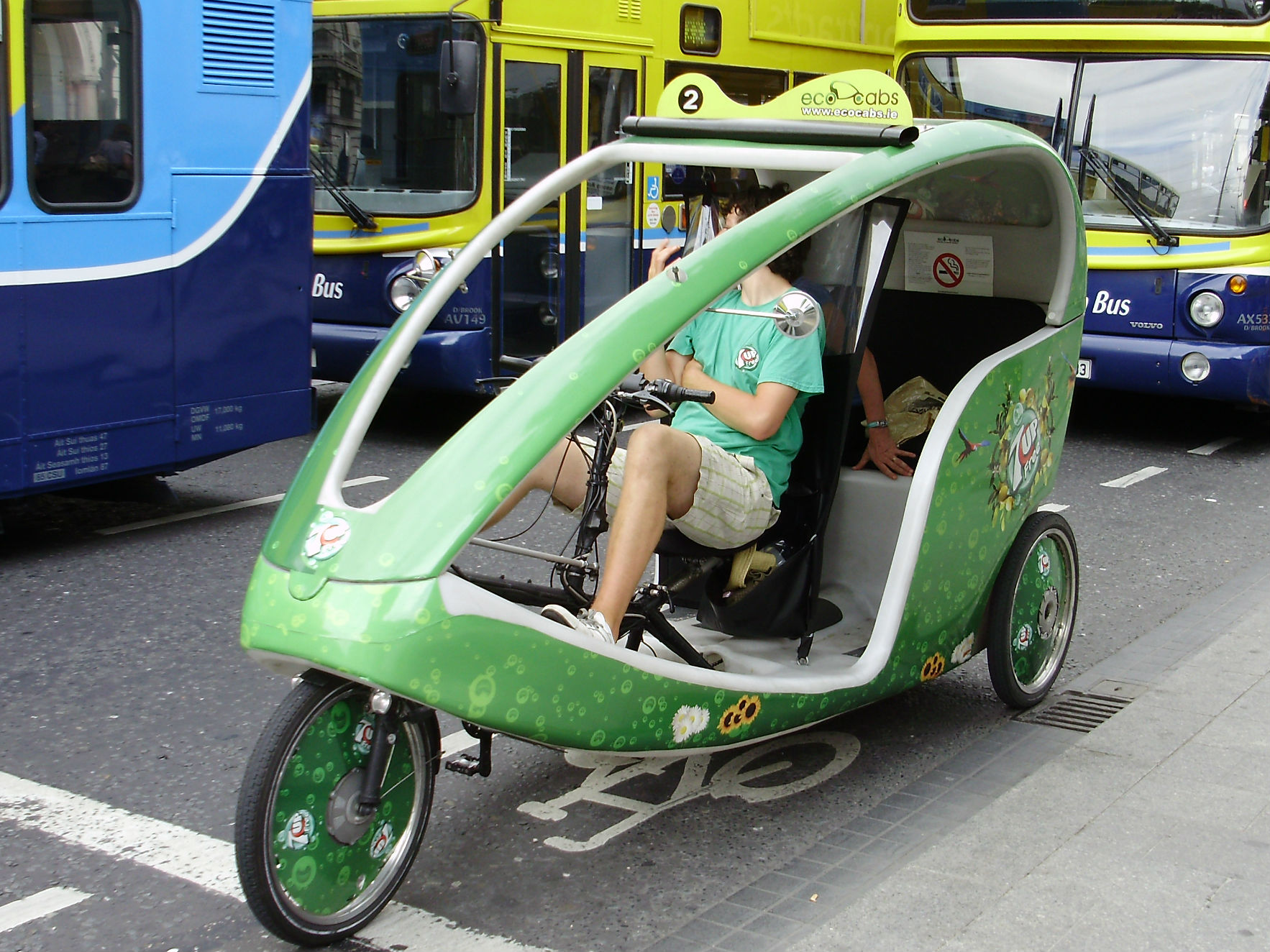 Rickshaw Laws Don't Stand Up