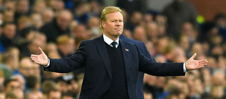 Koeman explains decision to hold on to McCarthy