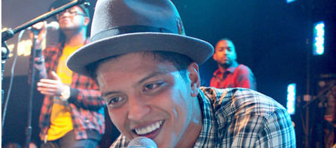Bruno Mars Set For Brits Performance
